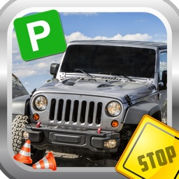 Jeep Parking Simulator 3D - Test your Parking and Driving Skills in a Real City
