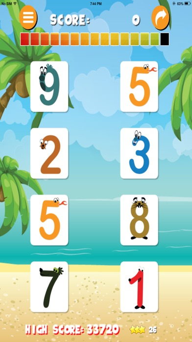 Addition Match 10 Math Games For Kids And Toddlers screenshot three