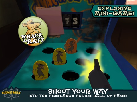 Screenshot #2 for Sam & Max Beyond Time and Space Ep 1