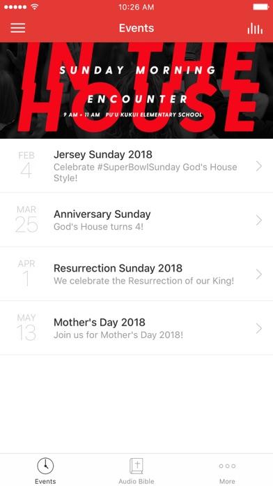 God's House screenshot 1