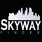 """skyway finder"" allows people in Toronto, Minneapolis, St Paul and Hong Kong to find their way in the path/skyway/walkway system"
