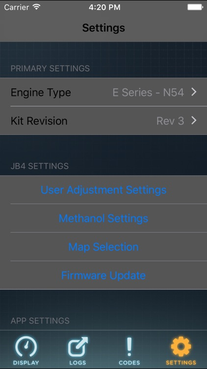 JB4 Mobile screenshot-3