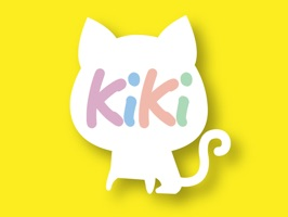 Kiki loves to hang around you and your frieds in iMessages, so make sure to say it with meows