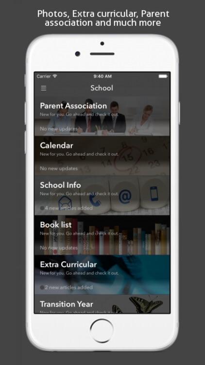 Loreto Secondary School, Bray screenshot-3