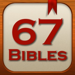 67 Bibles for Study with Audio and Maps