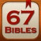 The Timeless Bible: 67 Bibles (20 English, 47 European and Asian) form the foundation of this app