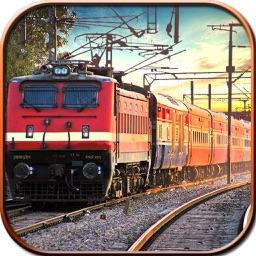 Indian Rajdhani Train Simulator