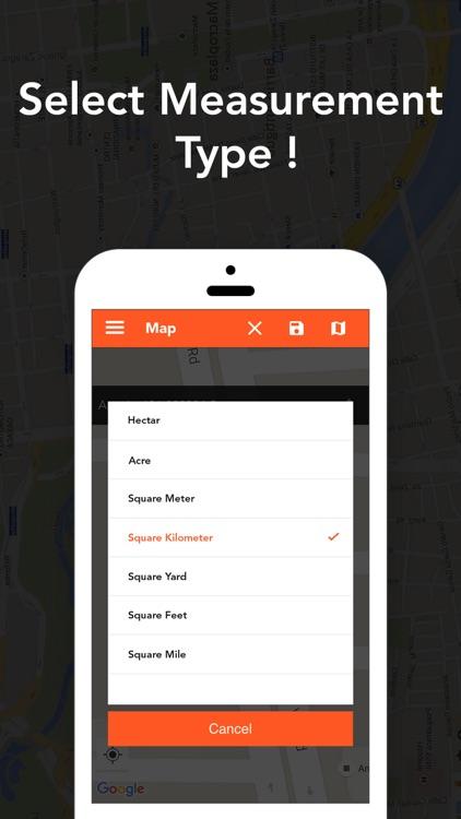 GeoMap - Field Area Calculator screenshot-3