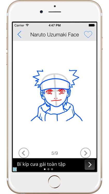 How To Draw Anime - Manga screenshot-4