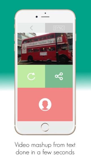 VixT - Video-Mashup von texTScreenshot von 3