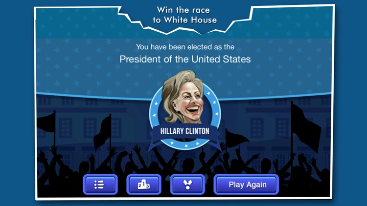 Battleground - The Election Game (FREE) screenshot-3