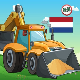 Dutch Trucks World Learn to Count in Dutch Language for Kids