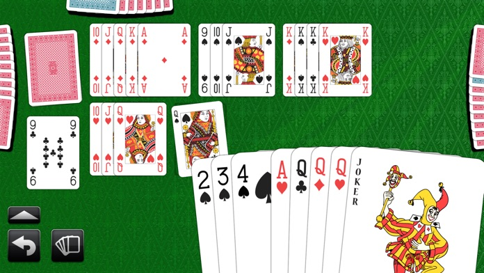 Rummy HD - The Card Game Screenshot