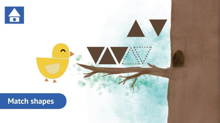 Shape Gurus - teach shapes for my preschooler screenshot-0