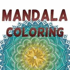 Mandala Kleurplaten Boek.Volwassen Mandala Kleurplaten Boek Spanningshulp In De App Store