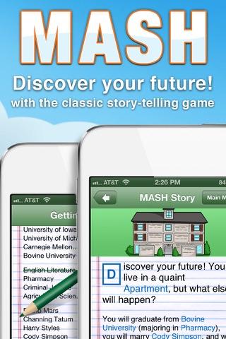 MASH Lite screenshot 2