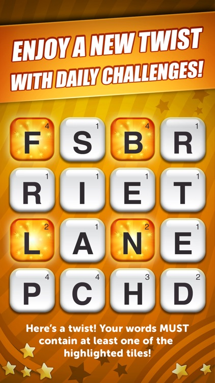 Word Streak by Words With Friends screenshot-4