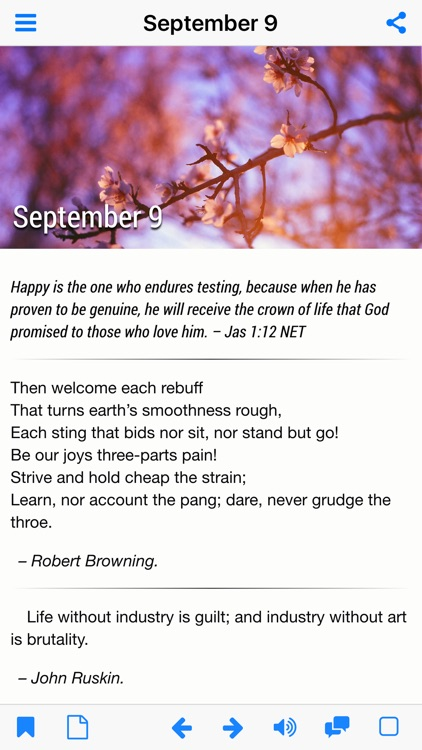 Daily Prayer Guide - Bible Devotional screenshot-3