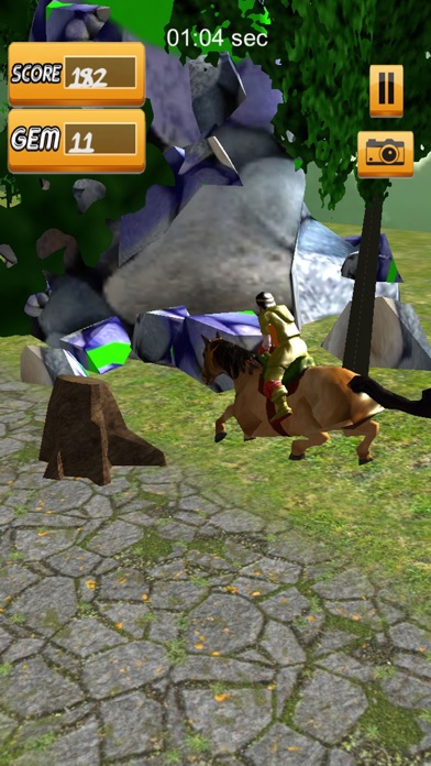 Run Horse Run 3d Screenshot 1
