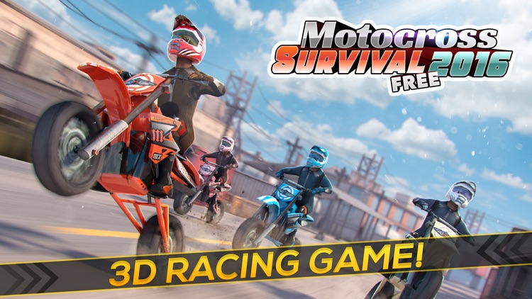 Motocross Survival 2016 . Motorcycle Highway Race Games For Free