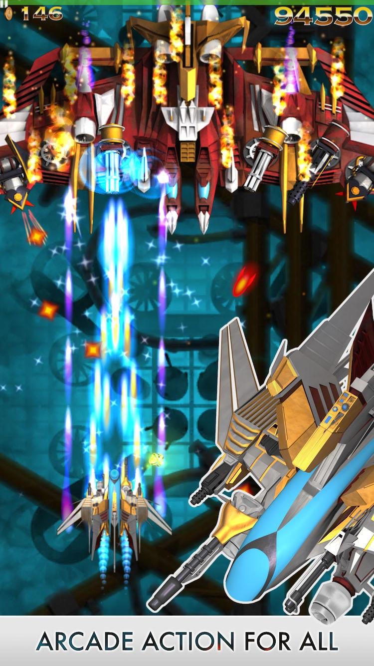 Phoenix Hd Game