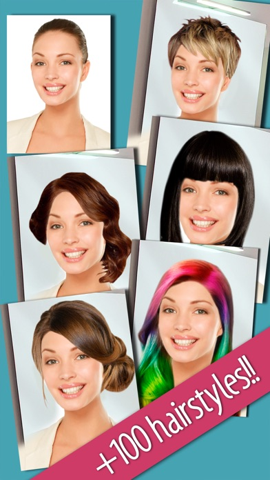 Change Hairstyle Haircut Editor With My Photo App Data Review - Hairstyle change app