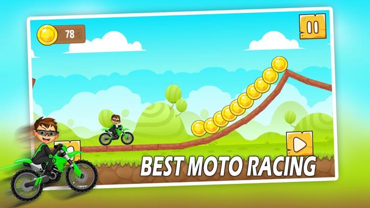 Ben Motocross Ultimate 10 Race