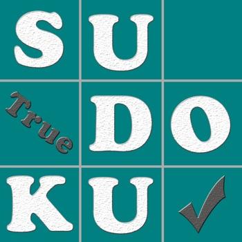 Sudoku True Logo