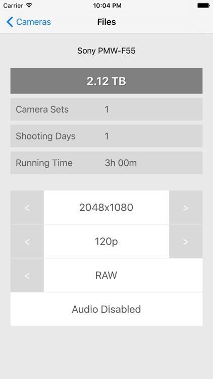 Camera Files screenshot-4