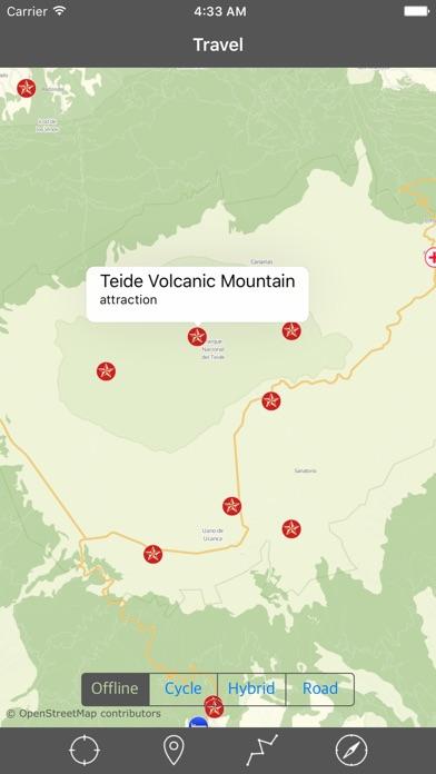 TENERIFE (SPAIN) – GPS Travel Map Navigator - by Vishwam B - Travel ...