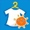 天気予報アプリ:洗濯予報 - 週間天気予報から洗濯指数まで無料でお伝え。 iPhone