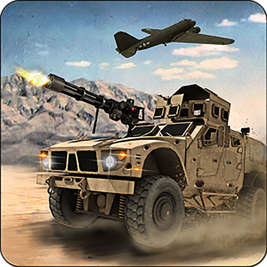 Army Truck SimRace -  Battlefield Vehicle Racing Game hack