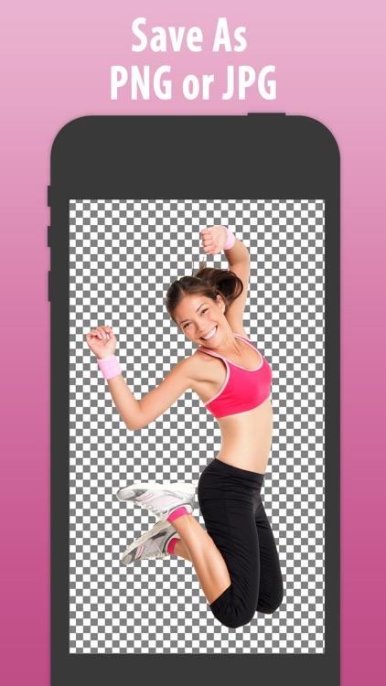 Magic Eraser - Remove Photo Background & Create Transparent PNG screenshot-4