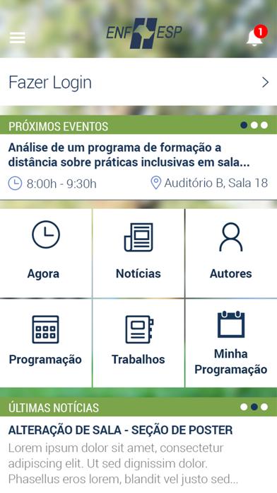 ENFHESP 2016 screenshot two
