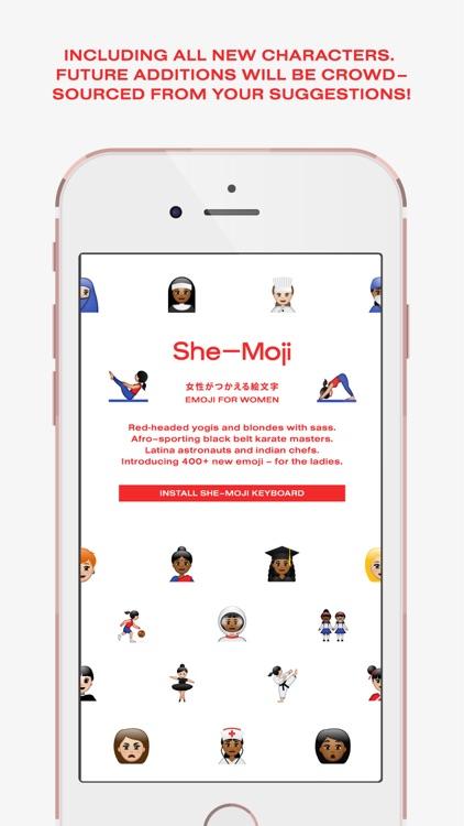 She–Moji screenshot-3