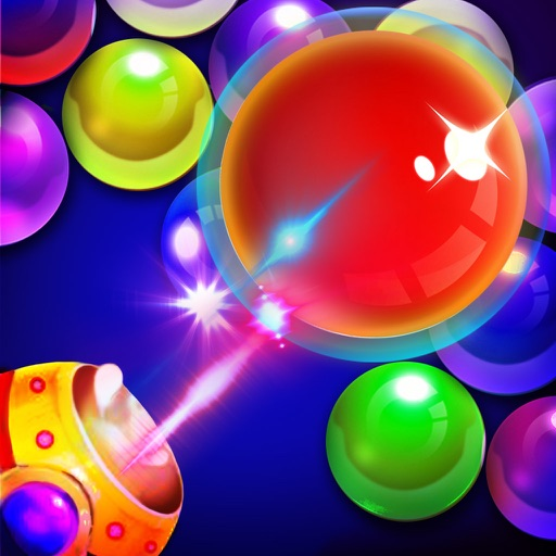 Bubble Bobble Shooter-Classic Arcade Match Game iOS App