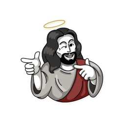 Jesus for iMessage