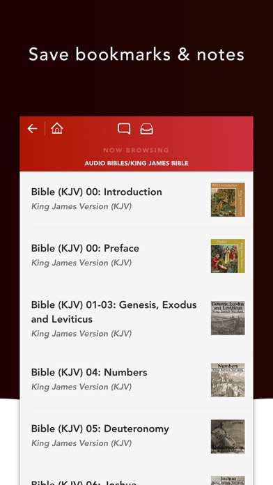 download Audio Bibles apps 3