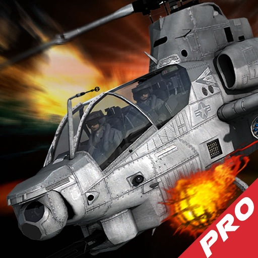Great Race Gunship Pro - Addictive Adrenaline Champion