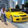 现代城市出租车行驶SIM 3D:终极驱动器