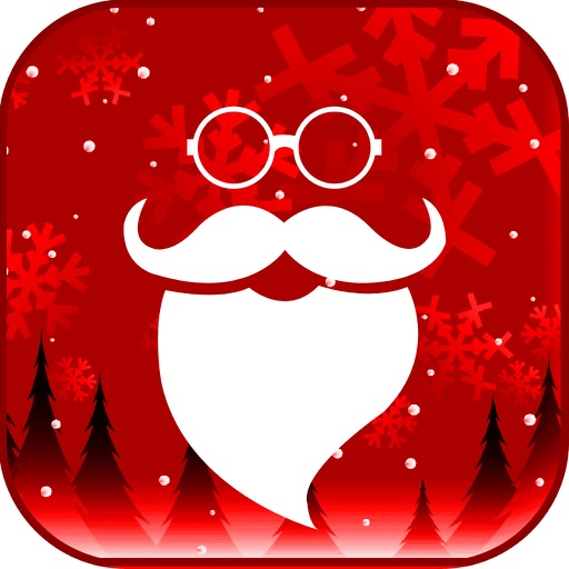 Real Santa Claus Editing Booth - Merry Christmas