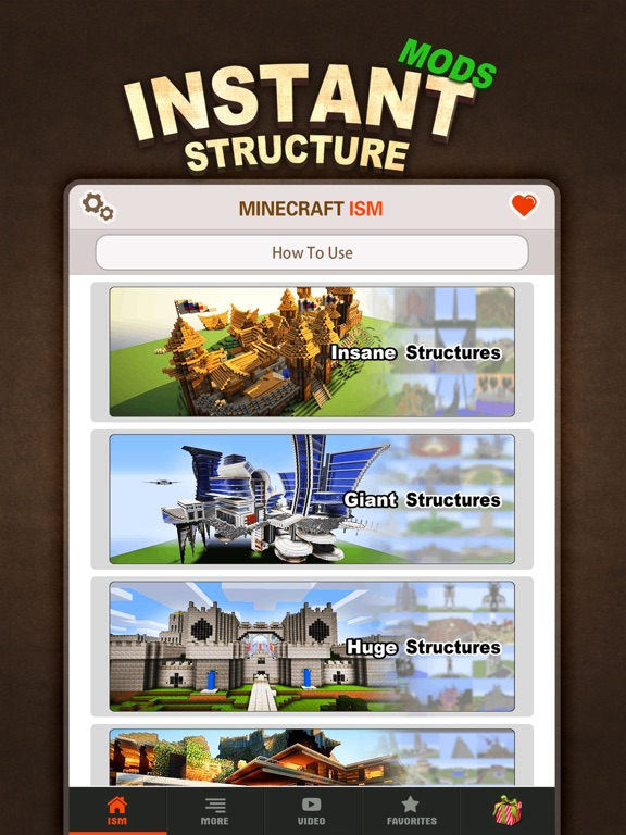 Lucky Block Instant Structures Mod Guide for MCPC-ipad-0
