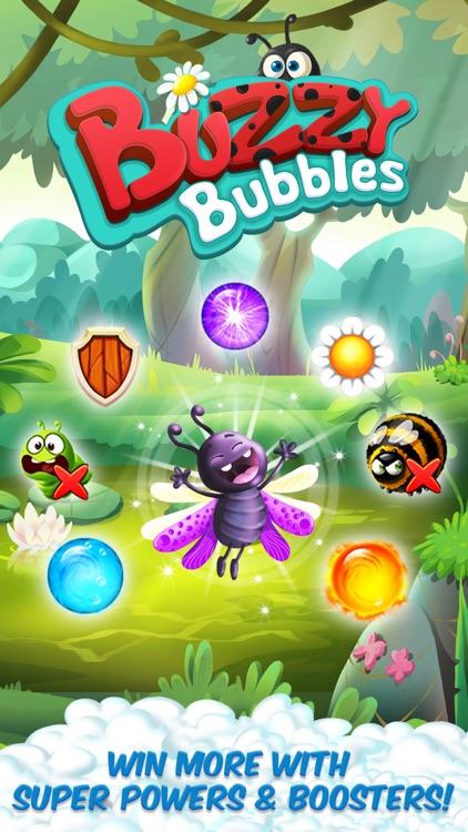 Buzzy Bubbles screenshot-3