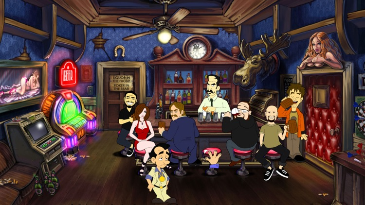 Leisure Suit Larry: Reloaded screenshot-1