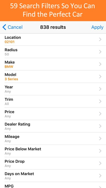 Used Car Search Pro by iSeeCars screenshot-3