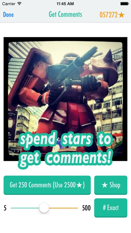 Magic Comment for Instagram screenshot-3