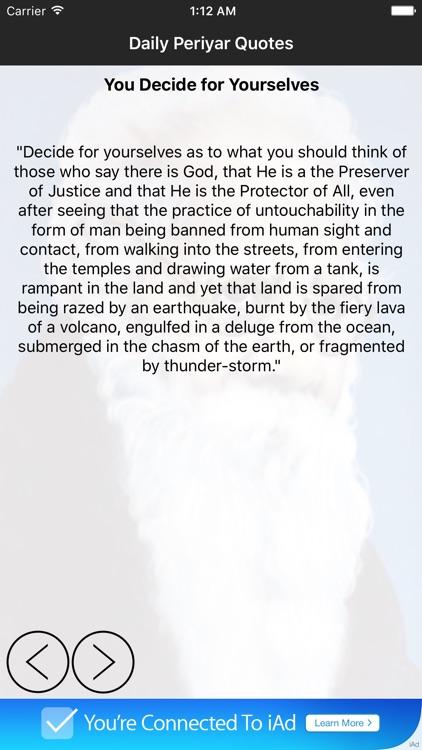 Periyar Quotes by Gowdhaman Kandasamy