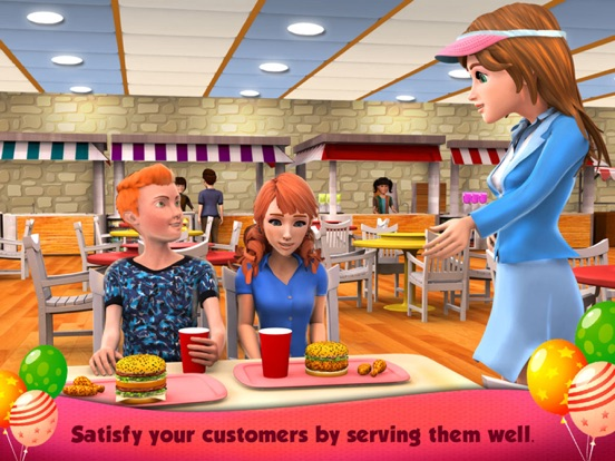 Supermarket Food Court Feverのおすすめ画像2
