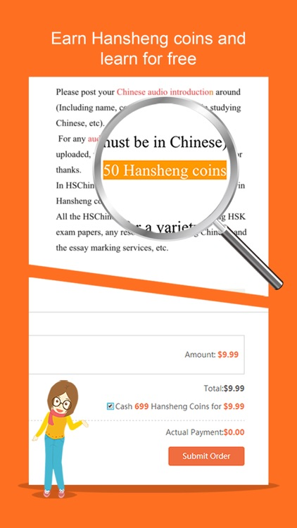 Learn Chinese-Hello HSK 2 screenshot-2