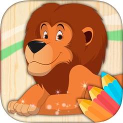 Hayvanlar Boyama Kitabi Boyama Sayfalari Oyunlari App Store Da